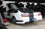 Testing at Richmond Int'l Raceway