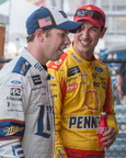 Keselowski and Logano