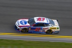 Daytona 500 Qualifying and Advanced Auto Parts Clash by David Rosenblum